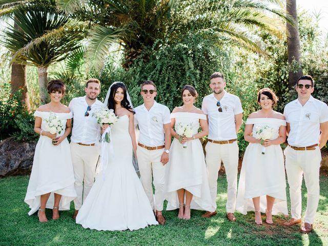 La boda de Kyle y Cara en Eivissa, Islas Baleares 19