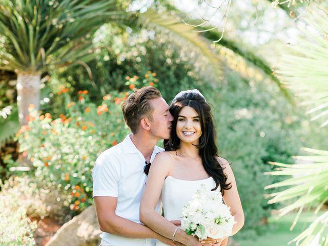 La boda de Kyle y Cara en Eivissa, Islas Baleares 22