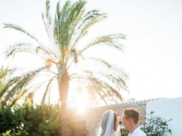 La boda de Kyle y Cara en Eivissa, Islas Baleares 29