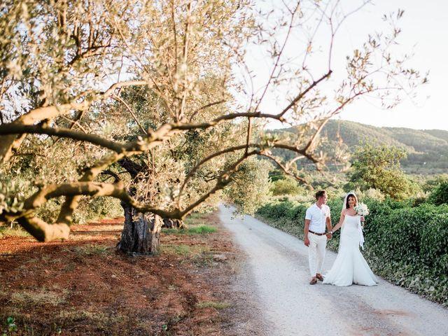 La boda de Kyle y Cara en Eivissa, Islas Baleares 31