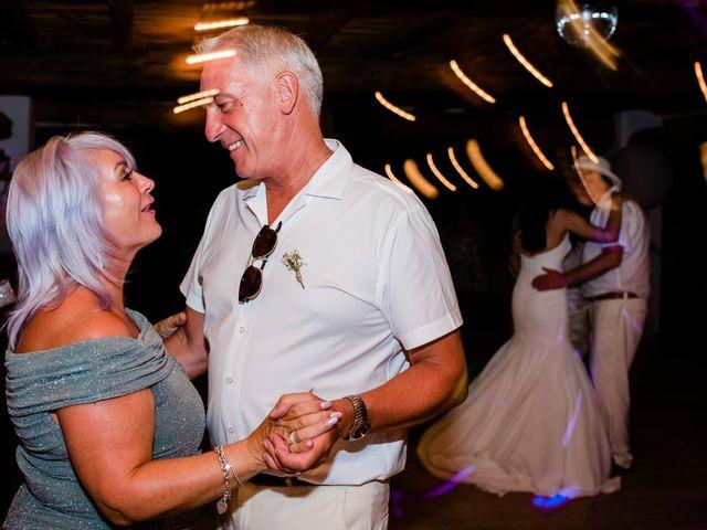La boda de Kyle y Cara en Eivissa, Islas Baleares 41