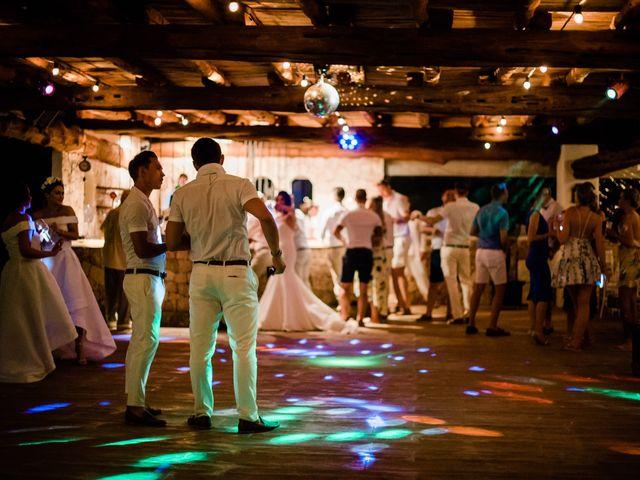 La boda de Kyle y Cara en Eivissa, Islas Baleares 44