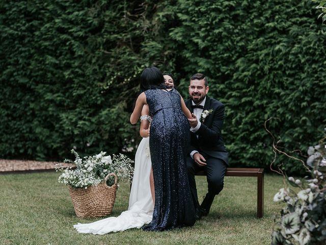 La boda de Dani y Natalia en Gijón, Asturias 38