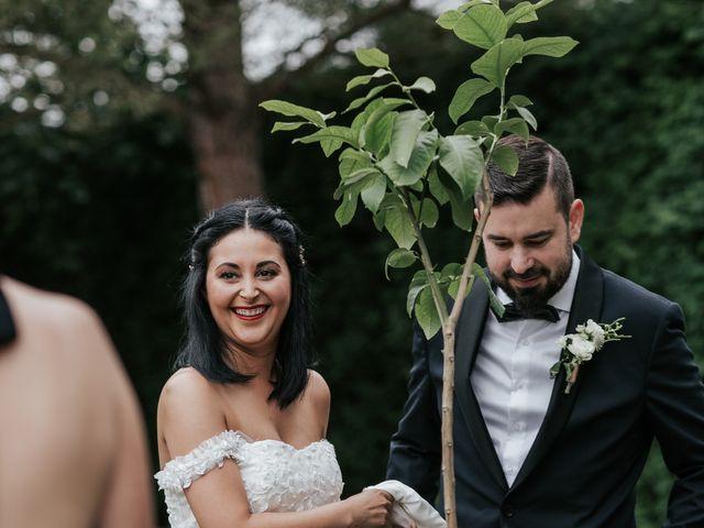 La boda de Dani y Natalia en Gijón, Asturias 41