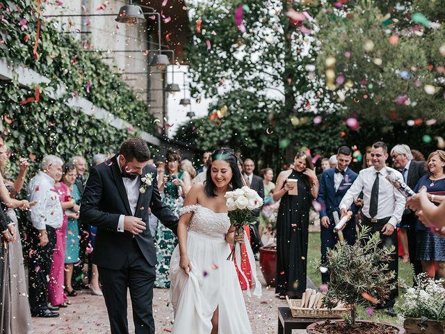 La boda de Dani y Natalia en Gijón, Asturias 49