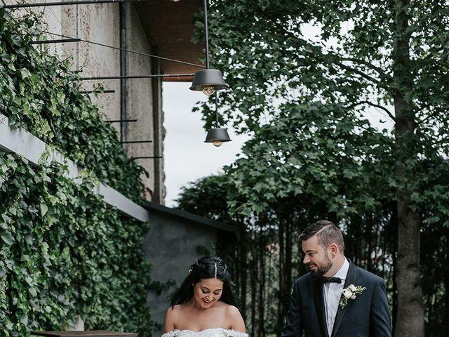 La boda de Dani y Natalia en Gijón, Asturias 56