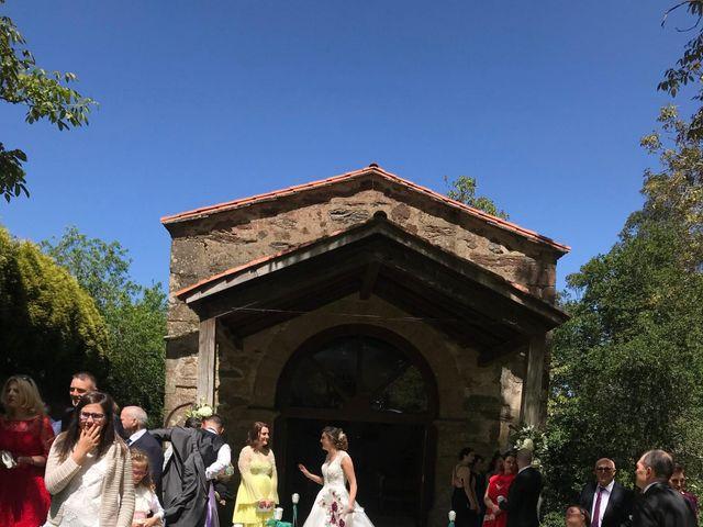 La boda de Adrián y Sara en Otra Aldea (Carral), A Coruña 5