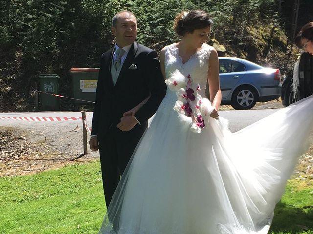 La boda de Adrián y Sara en Otra Aldea (Carral), A Coruña 7