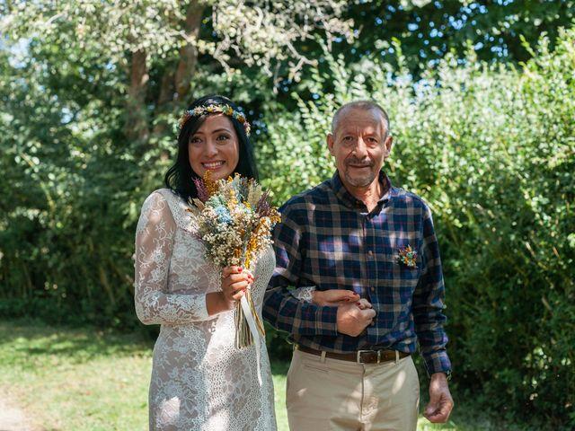 La boda de Jean-Baptiste y Liseth en Villaviciosa, Asturias 29