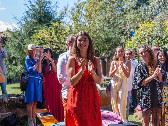 La boda de Jean-Baptiste y Liseth en Villaviciosa, Asturias 30