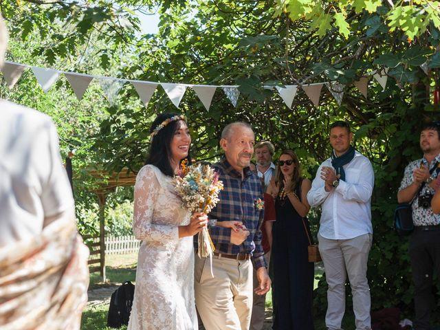 La boda de Jean-Baptiste y Liseth en Villaviciosa, Asturias 31