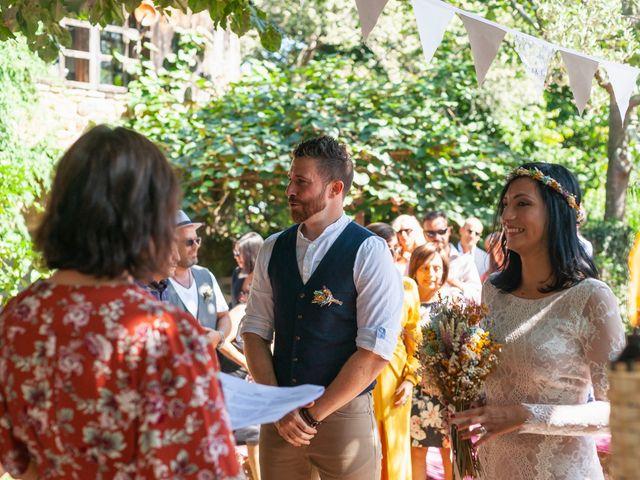 La boda de Jean-Baptiste y Liseth en Villaviciosa, Asturias 36