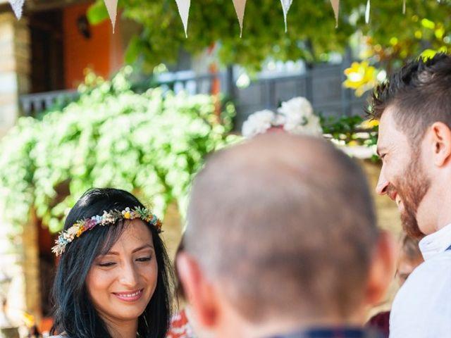 La boda de Jean-Baptiste y Liseth en Villaviciosa, Asturias 43