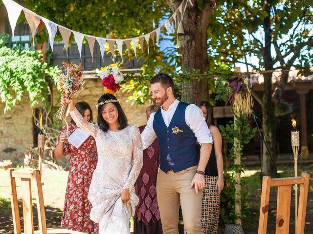 La boda de Jean-Baptiste y Liseth en Villaviciosa, Asturias 53