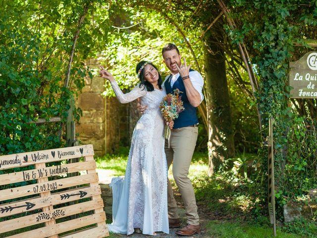 La boda de Jean-Baptiste y Liseth en Villaviciosa, Asturias 60