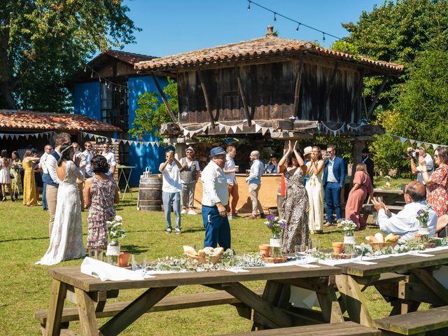 La boda de Jean-Baptiste y Liseth en Villaviciosa, Asturias 67
