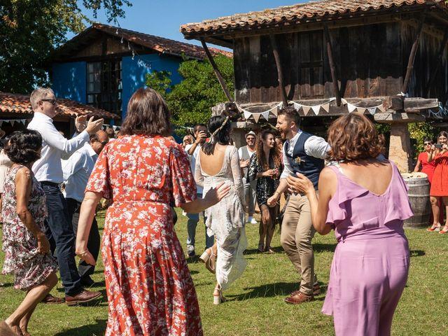 La boda de Jean-Baptiste y Liseth en Villaviciosa, Asturias 68