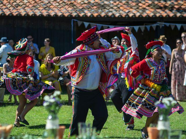 La boda de Jean-Baptiste y Liseth en Villaviciosa, Asturias 70
