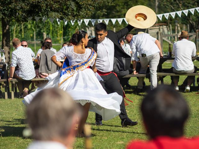 La boda de Jean-Baptiste y Liseth en Villaviciosa, Asturias 83
