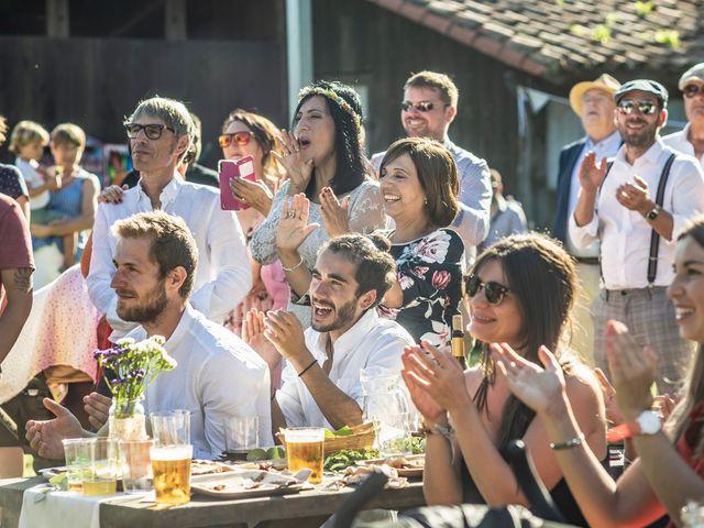 La boda de Jean-Baptiste y Liseth en Villaviciosa, Asturias 86