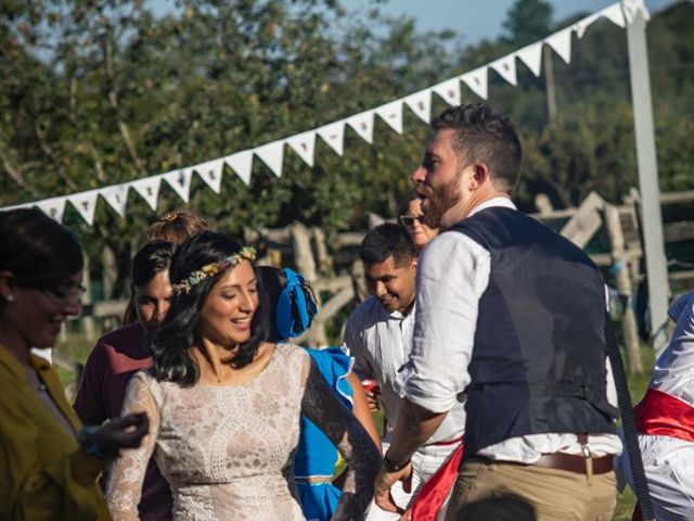 La boda de Jean-Baptiste y Liseth en Villaviciosa, Asturias 94
