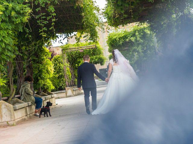 La boda de Dario y Mar en Villamayor, Salamanca 13