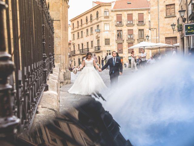 La boda de Dario y Mar en Villamayor, Salamanca 15
