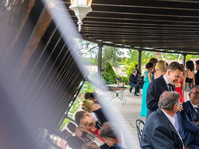 La boda de Dario y Mar en Villamayor, Salamanca 17