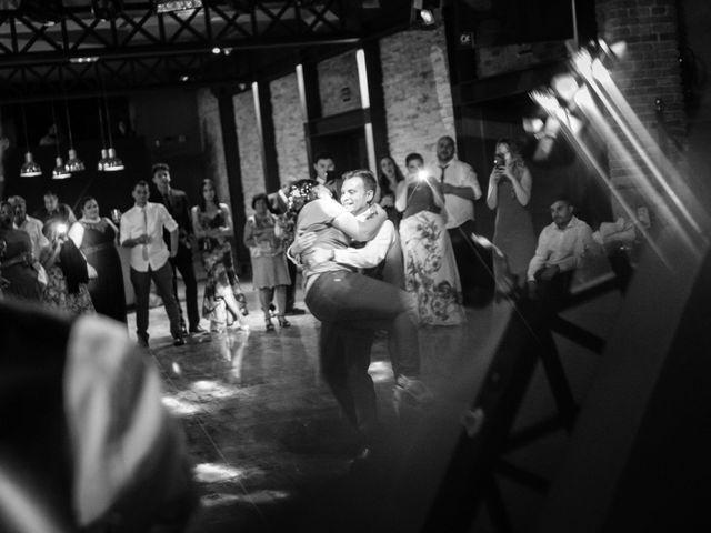 La boda de Dario y Mar en Villamayor, Salamanca 23
