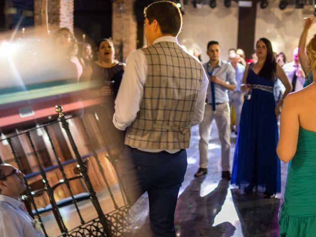 La boda de Dario y Mar en Villamayor, Salamanca 24