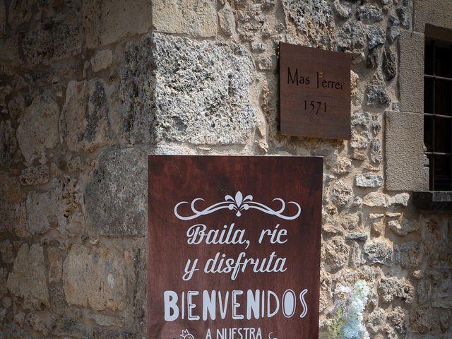 La boda de Juanma y Eli en Banyoles, Girona 3
