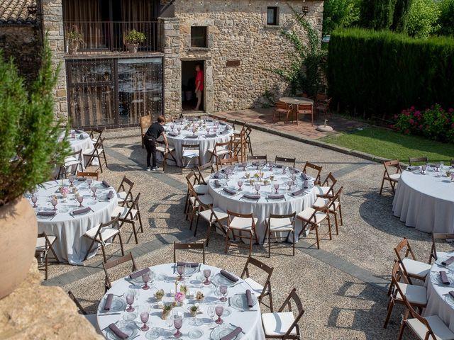 La boda de Juanma y Eli en Banyoles, Girona 1