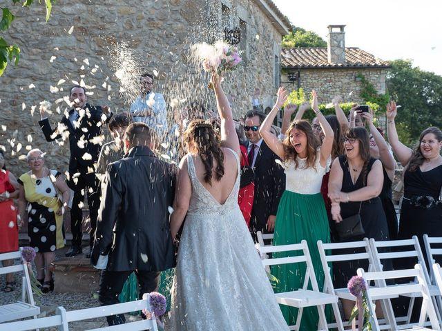 La boda de Juanma y Eli en Banyoles, Girona 11