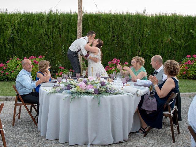 La boda de Eli y Juanma