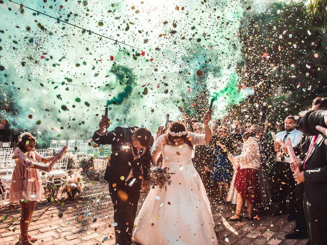 La boda de Verónica y Rafa