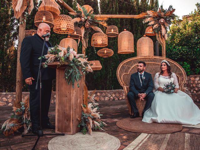 La boda de Rafa y Verónica en Murcia, Murcia 19