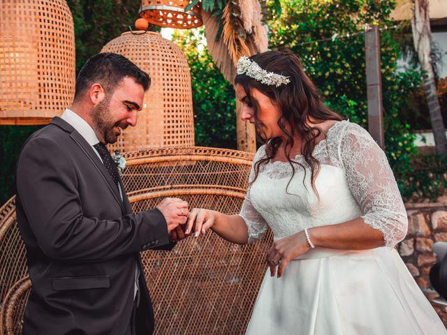 La boda de Rafa y Verónica en Murcia, Murcia 21