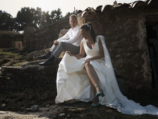 La boda de Toni y Flora en El Puig, Barcelona 6