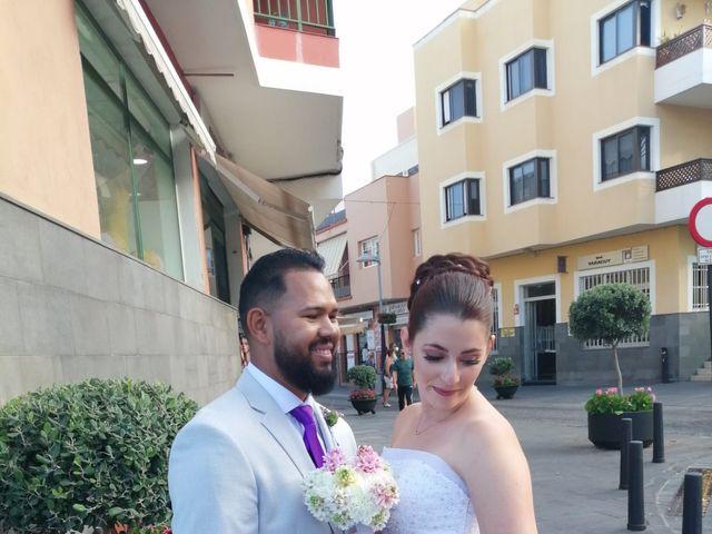 La boda de Alejandro y Fany en Candelaria, Santa Cruz de Tenerife 3