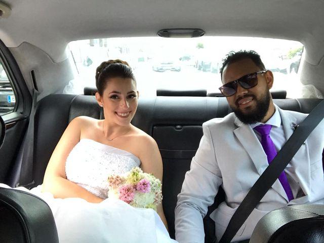 La boda de Alejandro y Fany en Candelaria, Santa Cruz de Tenerife 11