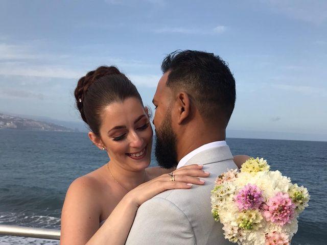 La boda de Alejandro y Fany en Candelaria, Santa Cruz de Tenerife 13