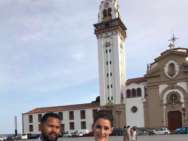 La boda de Alejandro y Fany en Candelaria, Santa Cruz de Tenerife 14