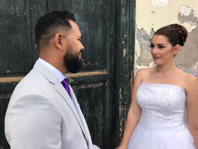 La boda de Alejandro y Fany en Candelaria, Santa Cruz de Tenerife 15