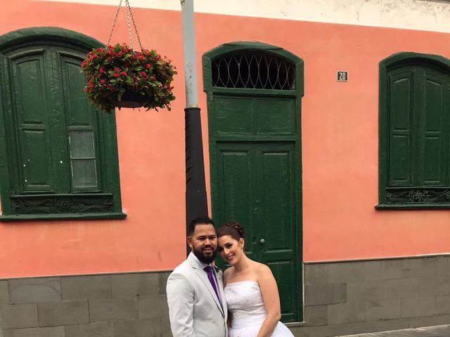 La boda de Alejandro y Fany en Candelaria, Santa Cruz de Tenerife 16
