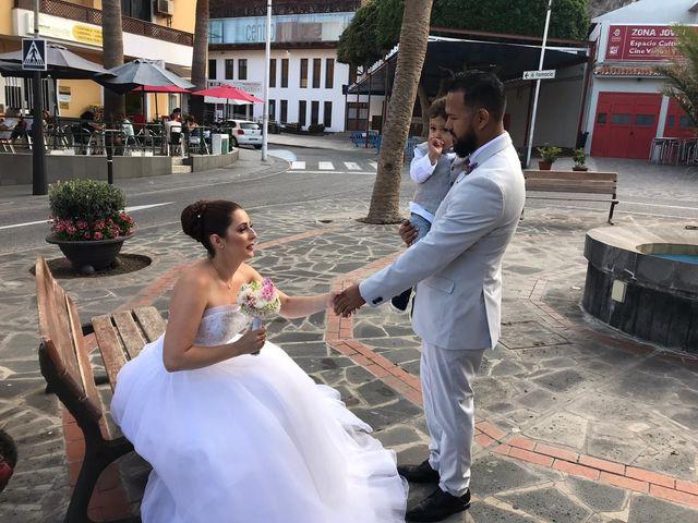 La boda de Alejandro y Fany en Candelaria, Santa Cruz de Tenerife 18