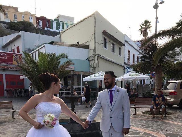 La boda de Alejandro y Fany en Candelaria, Santa Cruz de Tenerife 21