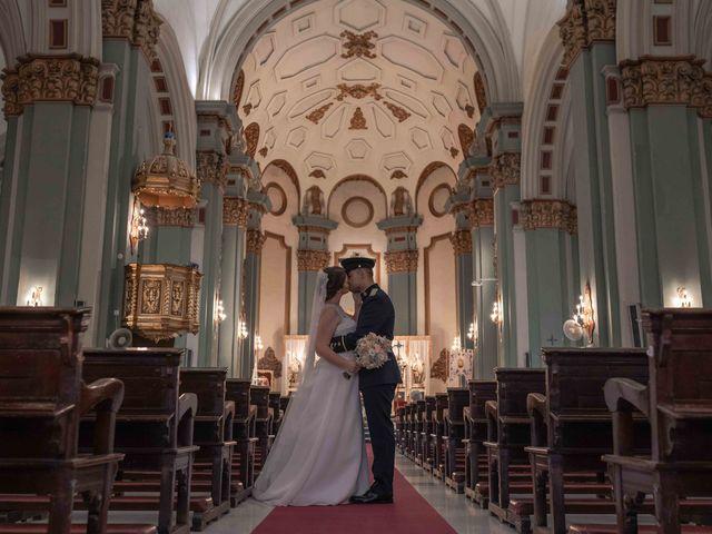 La boda de Bartolo y Eva