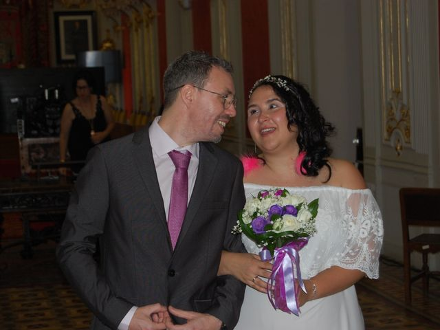 La boda de Alejandro  y Dara  en Las Palmas De Gran Canaria, Las Palmas 1