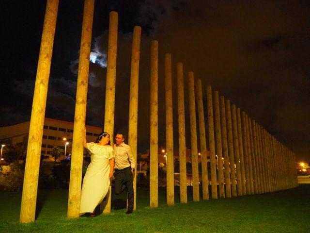 La boda de Alejandro  y Dara  en Las Palmas De Gran Canaria, Las Palmas 6