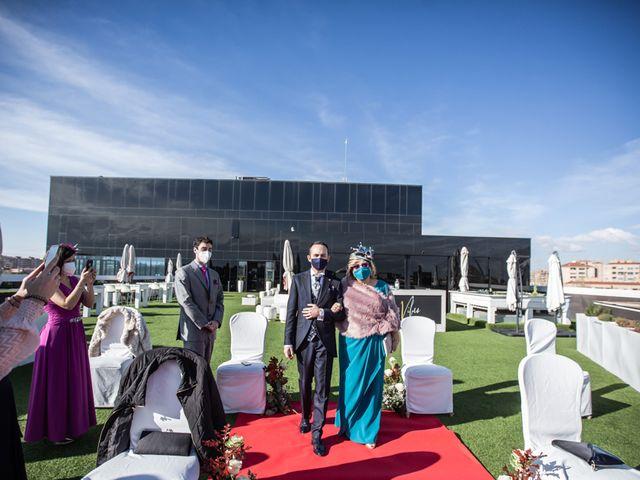 La boda de Sara y Alex en Zaragoza, Zaragoza 28